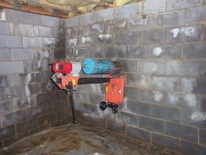 Basement Repair and Wall Stabilization