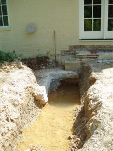 Protect your foundation by waterproofing