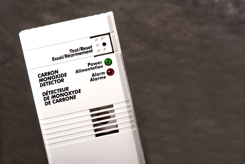Home Maintenance Tip: Prevent Carbon Monoxide Poisoning with a CO Alarm