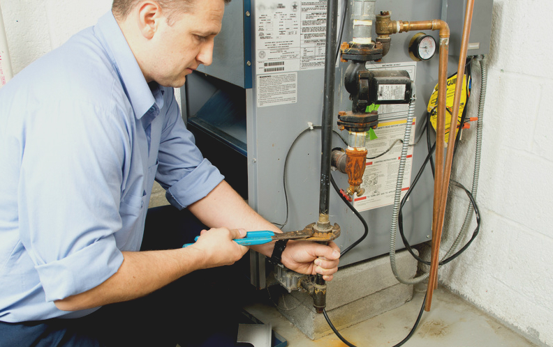 Home Maintenance Tip: Get a Furnace Tune-Up