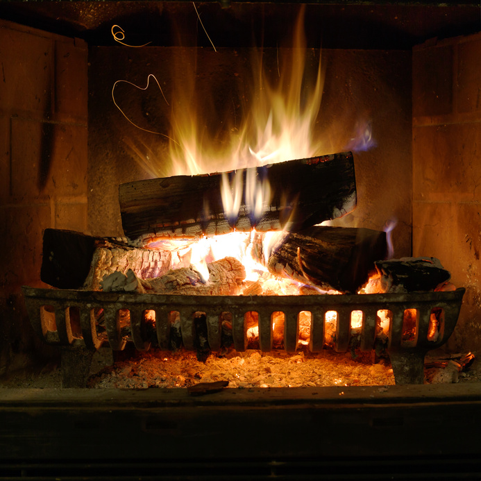 Wood Burning Fireplace Maintenance Tips