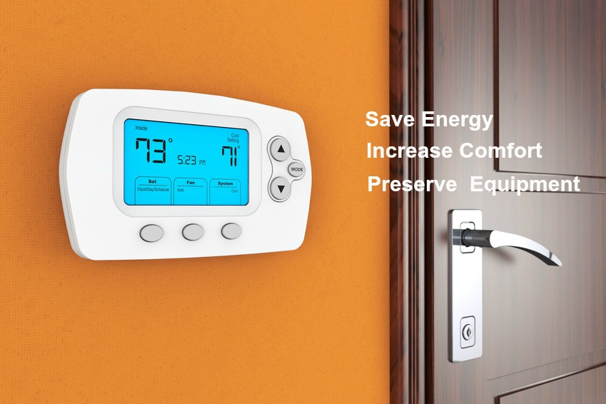 Home Maintenance Tip: Install a Programmable Thermostat