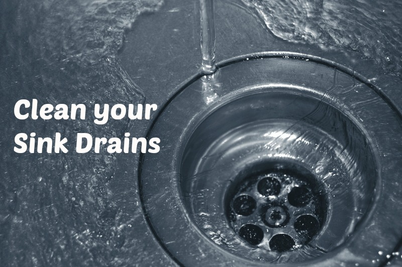 Home Maintenance Tip: Clean Your Sink Drain