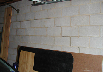 Is Your Basement Wall Cracked, Bowed Or Buckled? Atlantic Foundation And  Repair Can Repair Your Bowed Basement Wall To Provide The Structural  Support That ...