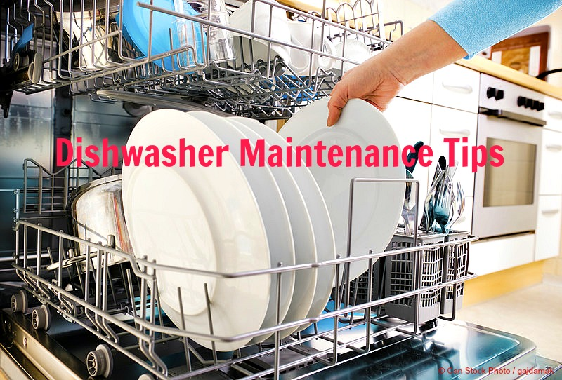Dishwasher Maintenance and User Tips